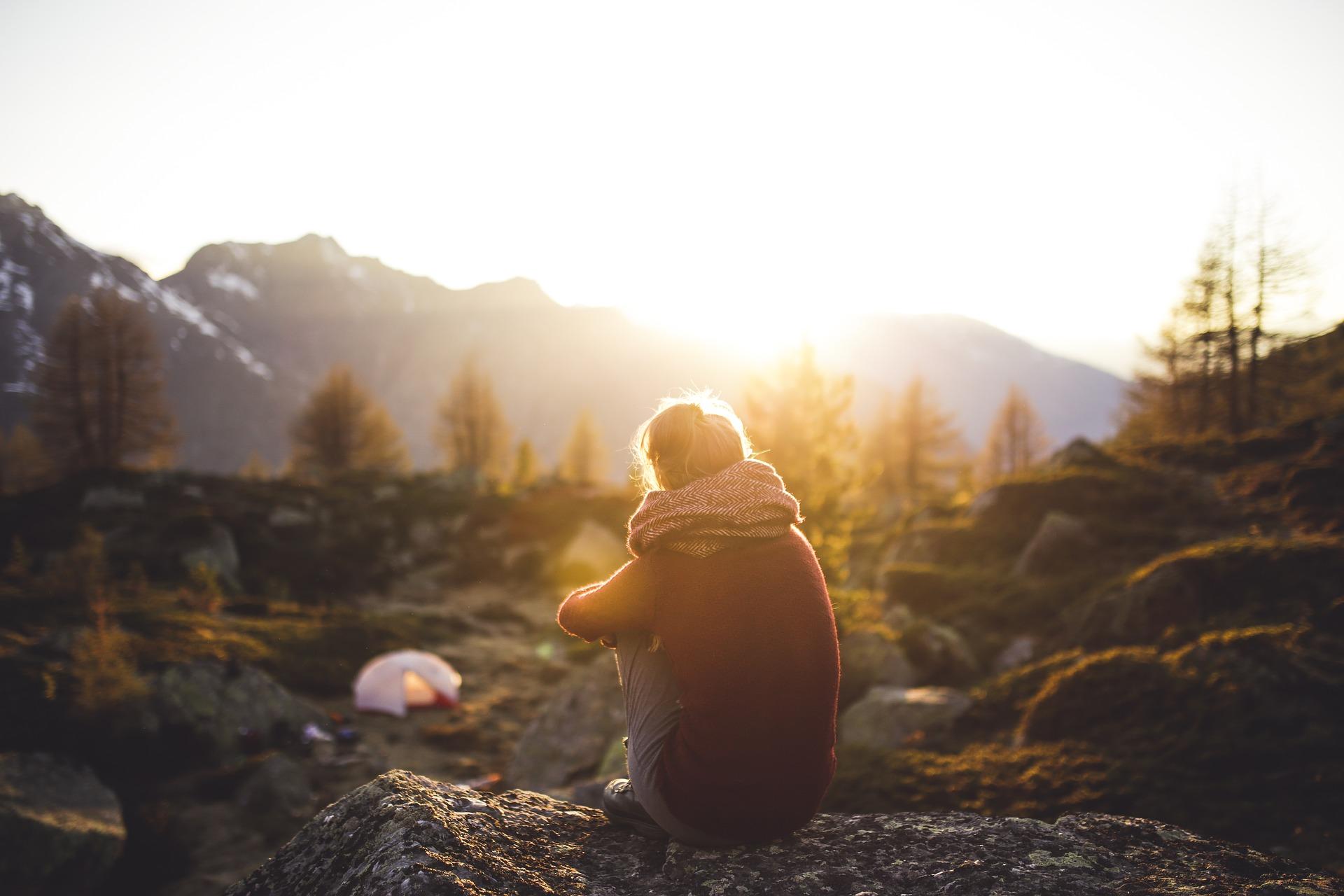Freiheit_Camping_Frau