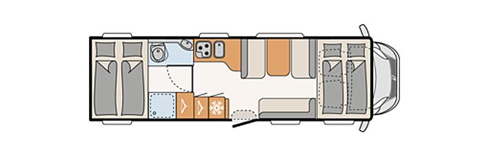 Wohnmobil Maxi mieten - Reisen mit Berger